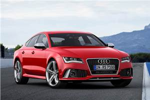 Audi RS7 launched in India at Rs 1.29 crore