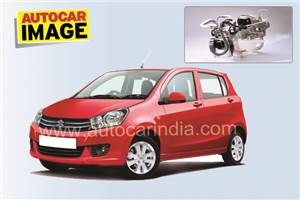 Maruti Celerio expected to debut AMT gearbox technology at Auto Expo 2014