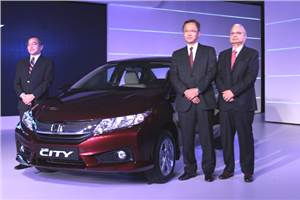 New Honda City diesel and petrol prices announced