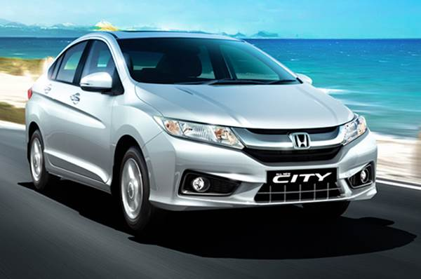 New Honda City petrol gets a 5-speed manual and a CVT gearbox while the diesel is available only with a 6-speed manual.