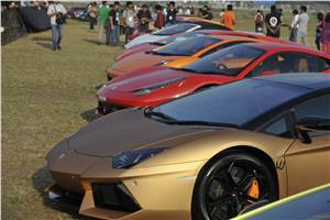Sixth Parx Super Car Show to roar through Mumbai on Jan 12