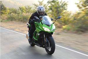 New Kawasaki Ninja 1000 review, test ride