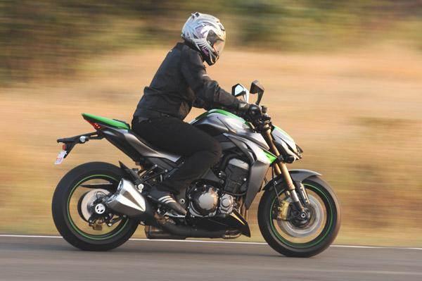 Kawasaki Z1000 India review, test ride