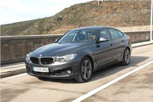 New 2014 BMW 3-series GT review, test drive