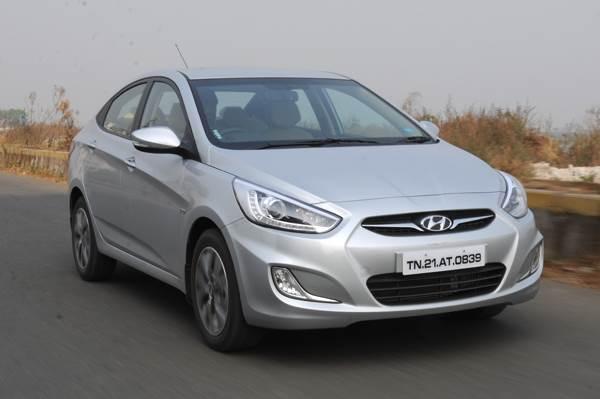 2014 Hyundai Verna Update Review Test Drive Autocar India