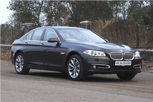 2014 BMW 520d review, test drive