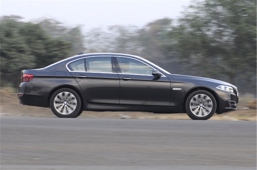 2014 bmw 520d review test drive autocar india. Black Bedroom Furniture Sets. Home Design Ideas