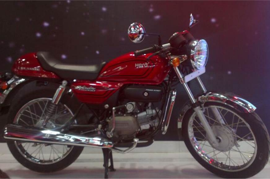 Splendor Pro Classic is Hero's take on cafe racer and wil...
