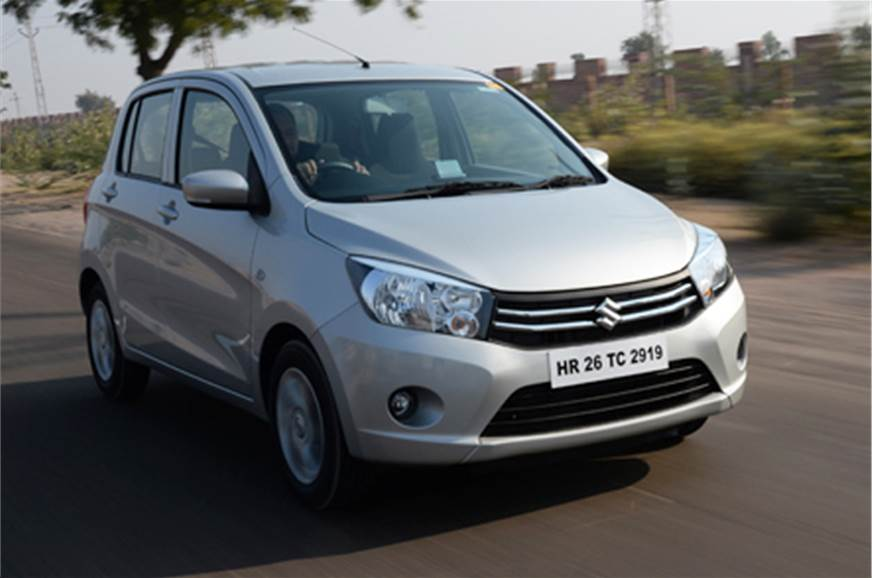 Maruti Celerio EZ Drive comes with an automated manual tr...