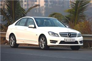 2014 Mercedes-Benz C220 CDI Grand Edition review, test drive