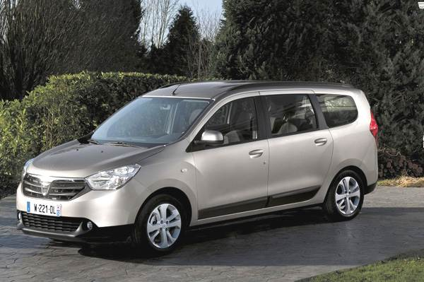2014 Renault Lodgy review, test drive