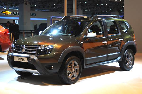 The Duster Adventure edition gets extra cosmetic touches and some additional kit.