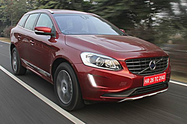 New 2014 Volvo XC60 review, test drive