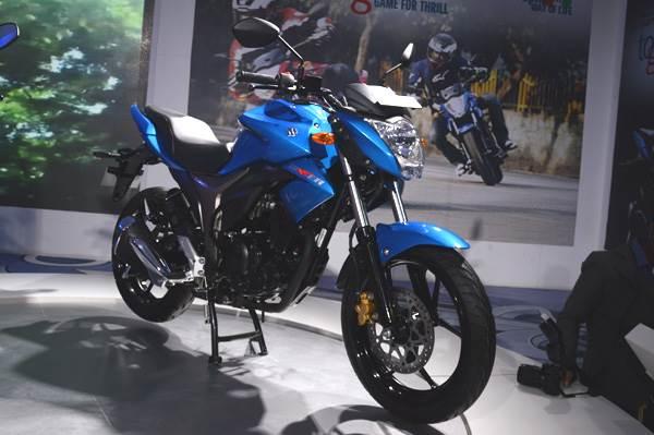 New Suzuki Gixxer first look review