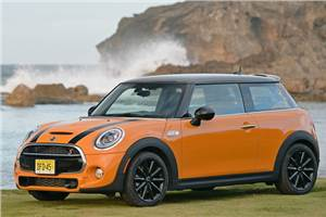 New 2014 Mini Cooper S review, test drive
