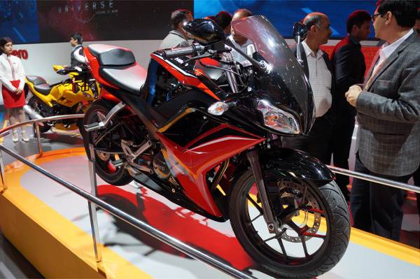 Hero HX250R first look review
