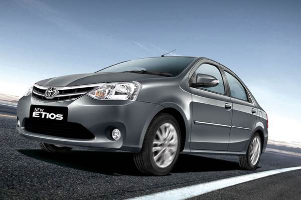 The new Etios will come with a completely new 'top hat' and will bear little resemblance to the shape of the current model.
