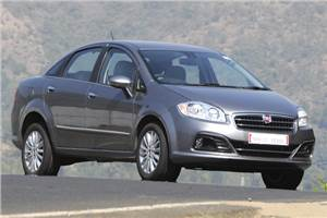 New 2014 Fiat Linea review, test drive