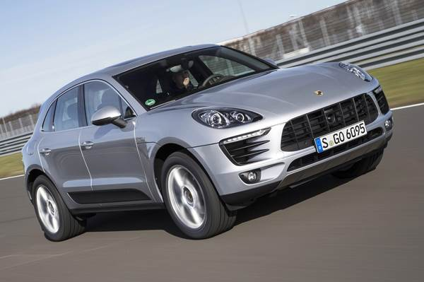 Porsche Macan S Diesel review, test drive