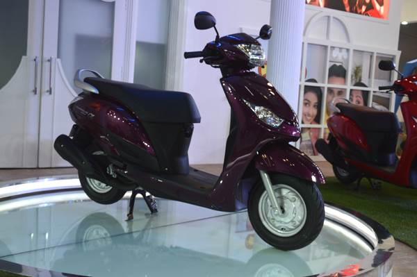Yamaha Alpha first look, review