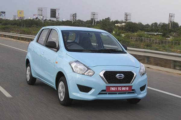 Datsun Go review, test drive