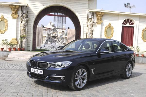 BMW 3-series GT India review, test drive