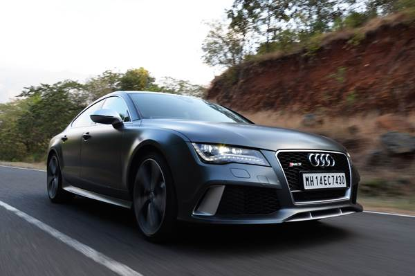Audi Rs7 India Review Test Drive Autocar India