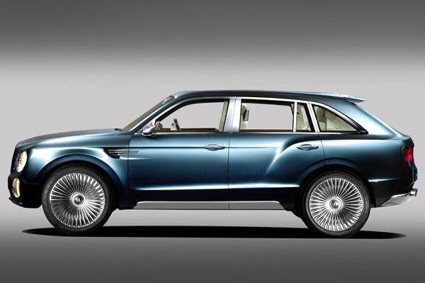 Bookings pour in for Bentley SUV