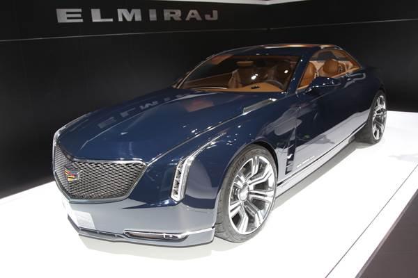 Geneva 2014: Cadillac showcases Elmiraj concept