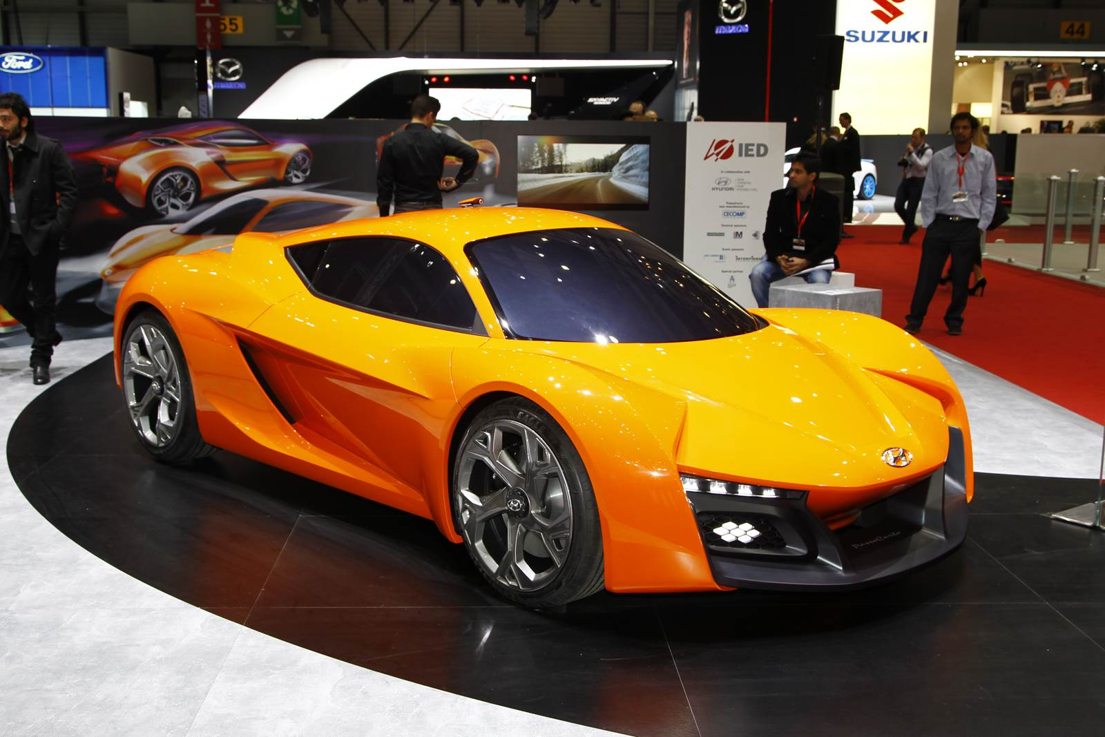 Geneva 2014: Hyundai PassoCorto concept shown