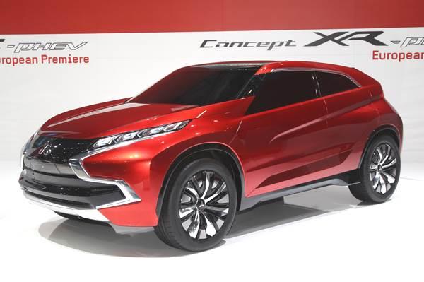 Geneva 2014: Mitsubishi shows two new concepts