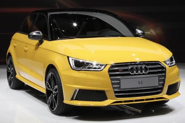 Geneva 2014: Audi S1 unveiled