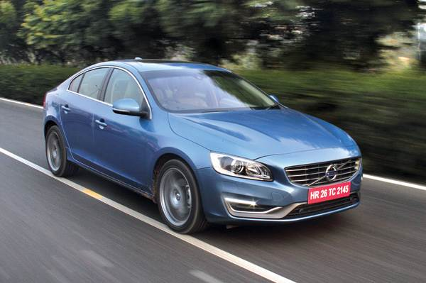 New 2014 Volvo S60 review, test drive