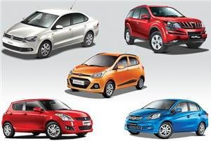 New Car price list post excise cut