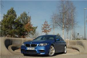 New 2014 BMW M5 review, test drive