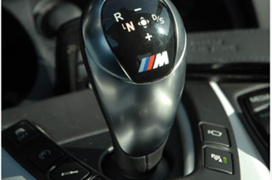 Stubby M gearlever and controls for steeering, suspension...