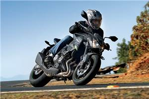 New Kawasaki Z800 review, test ride
