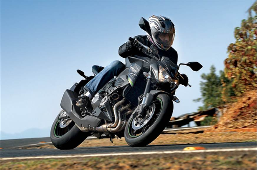 The new Kawasaki Z800 is quick, nimble and fun to ride.