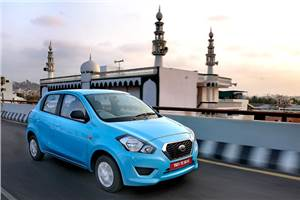 Datsun Go review, road test