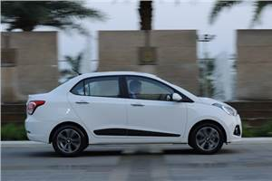 Hyundai Xcent review, test drive