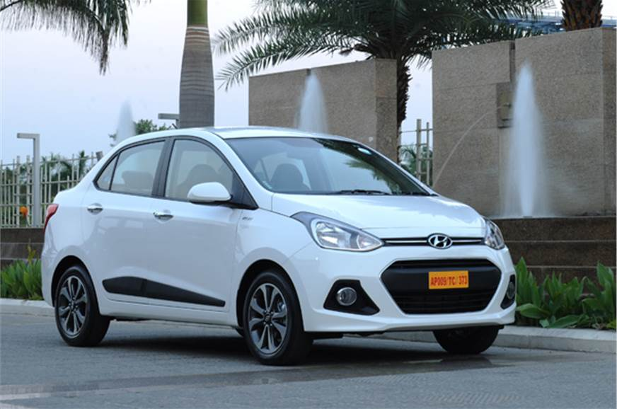 That the Xcent looks nice is no coincidence – Hyundai had...