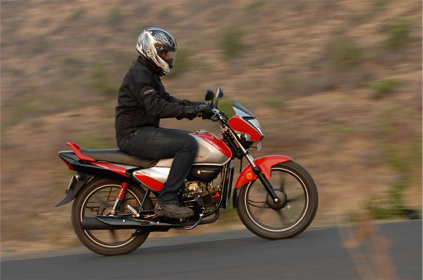 Hero MotoCorp has provided the Splendor with an innovativ...