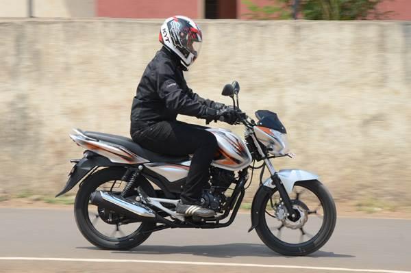 Bajaj Discover 125M review, test ride