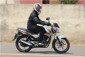 Bajaj Discover 125M review, test ride