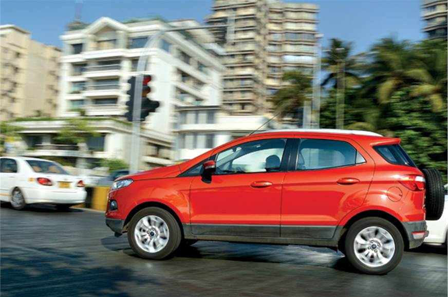 Ford EcoSport EcoBoost.
