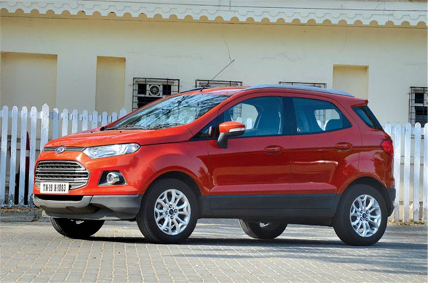 The EcoSport is both practical and thrilling to use on an...