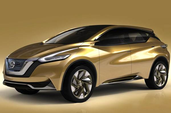 Nissan Resonance concept to spawn new Murano SUV.