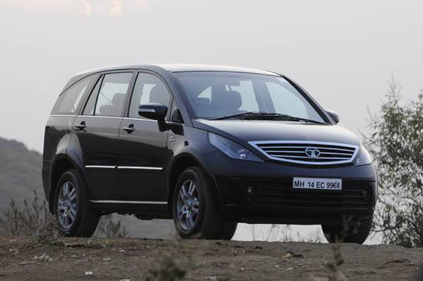 New Tata Aria review, test drive