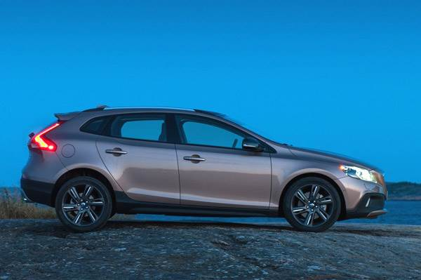 Volvo V40 Cross Country. (Representational image).