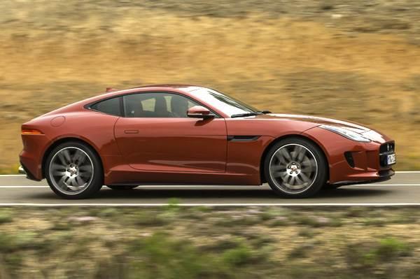 Jaguar F Type Coupe Review Test Drive Autocar India
